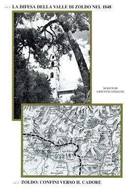 La difesa della valle di Zoldo nel 1848