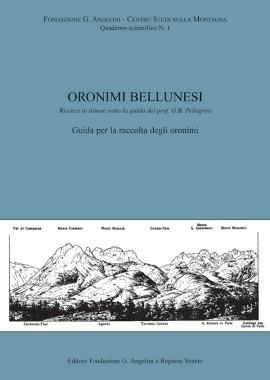 ORONIMI BELLUNESI N. 1