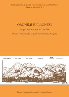 ORONIMI BELLUNESI N. 3