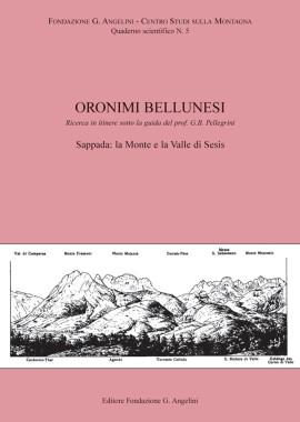 ORONIMI BELLUNESI N. 5