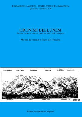 ORONIMI BELLUNESI N. 6