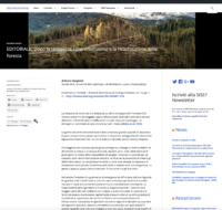 sisef-editoriale